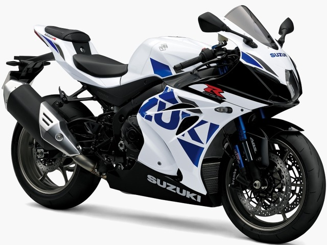 GSX-R1000R インジェクション 国内最新モデル GSX-R1000R