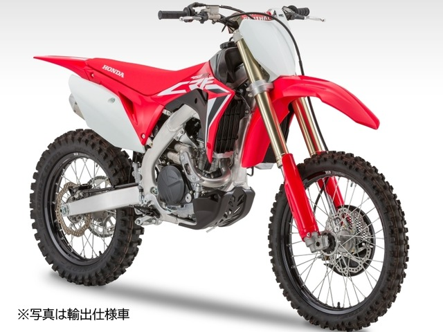 HONDA CRF450RX - Webike Indonesia