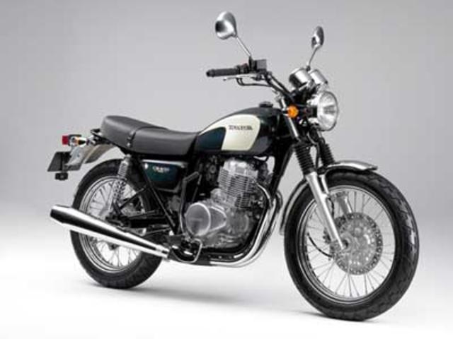 HONDA CB400SS
