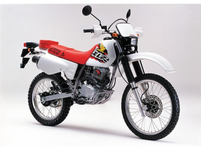 HONDA XLR125 - Webike Indonesia