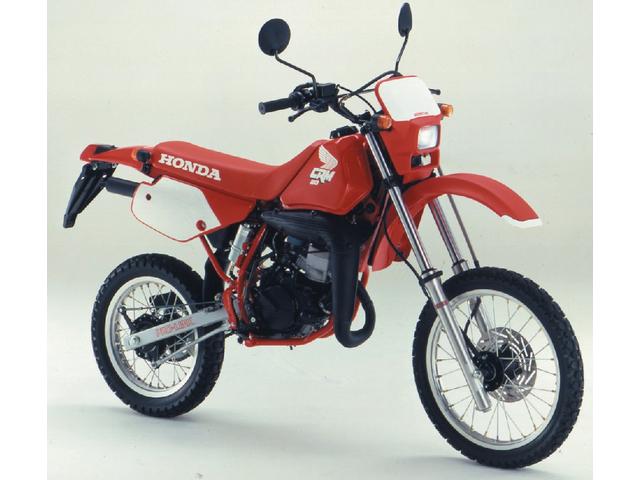 HONDA CRM50(tahun 1997)