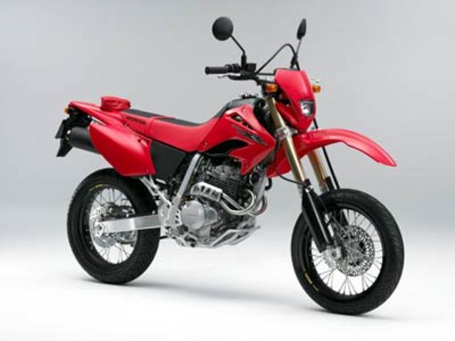 HONDA XR250 MOTARD