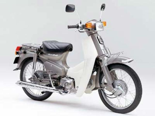HONDA SUPER CUB 90 (C90)