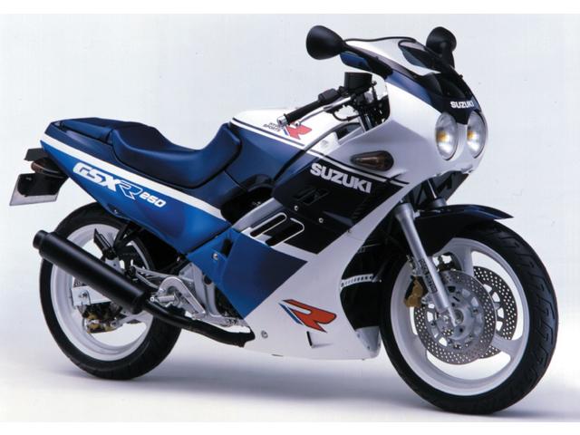 Sejarah Motor 250 4 Silinder Era 90an, Mesinnya Buas-Buas Semua