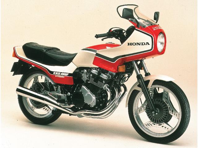 HONDA CBX400 1982年式