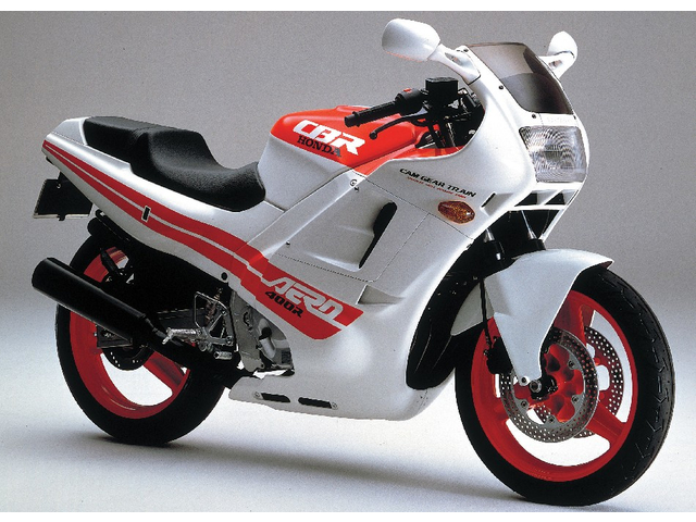 HONDA CBR400R (NC23) - Webike Indonesia