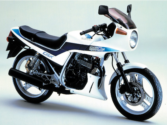 HONDA CBX250 - Webike Indonesia