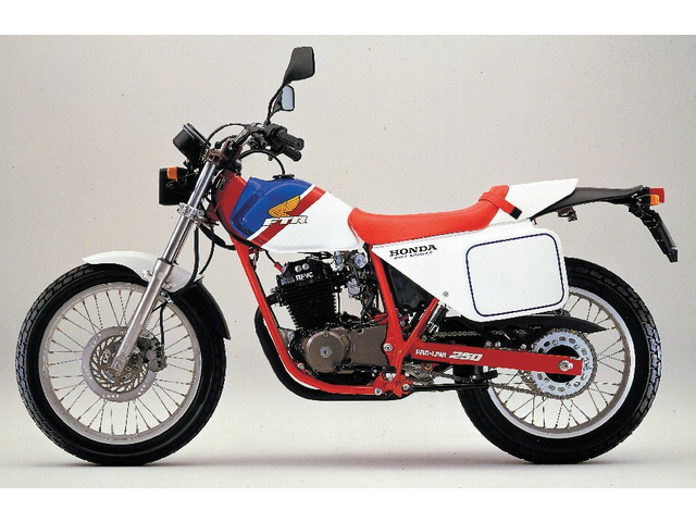 HONDA FTR250(1986年)