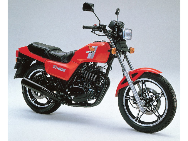 HONDA FT500