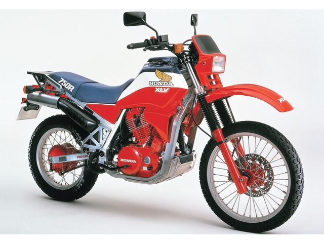 HONDA XLV750 - Webike Indonesia