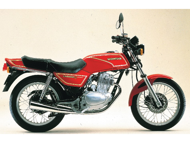 HONDA CB250RS(1981年)