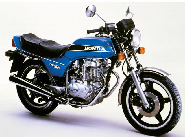HONDA HAWKCB250N(1979年)