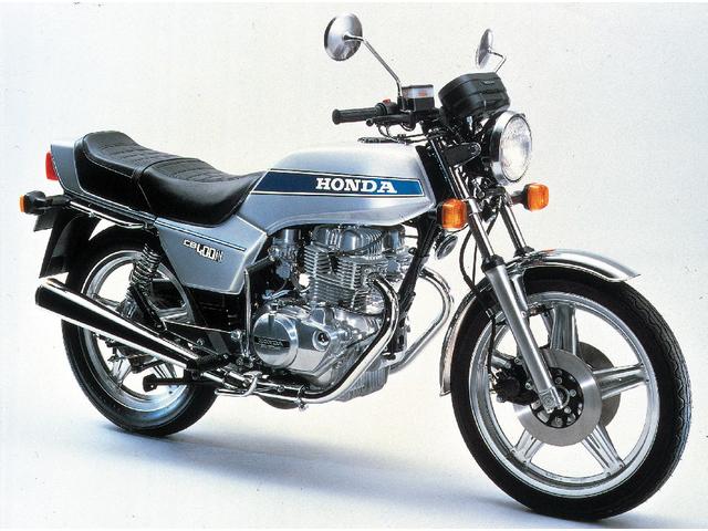 HONDA HAWKIII CB400N(1978年)