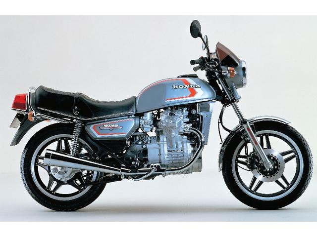 HONDA GL400 WING