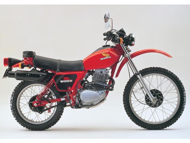 HONDA XL500 - Webike Indonesia