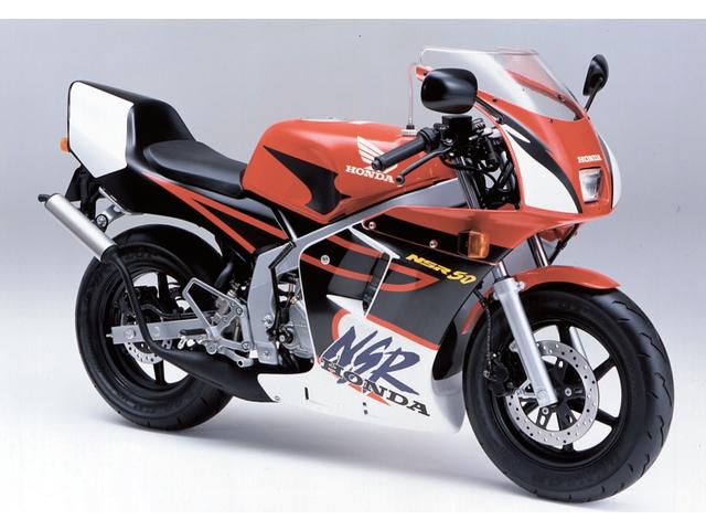 HONDA NSR50