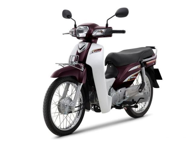 HONDA Super Dream110 - Webike Indonesia