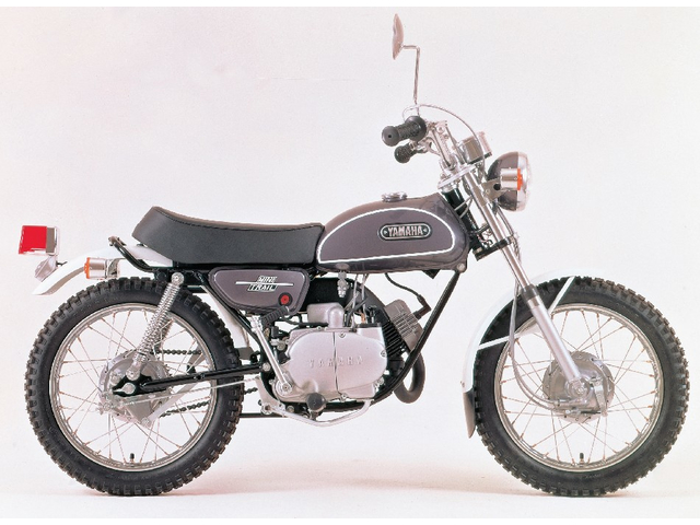 YAMAHA FT50(1970年)
