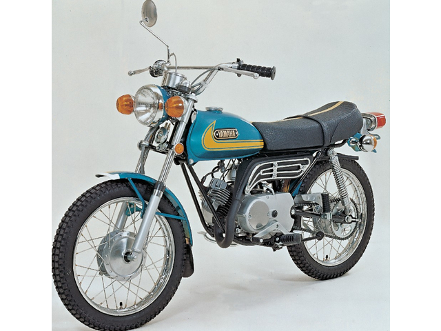 YAMAHA JT60