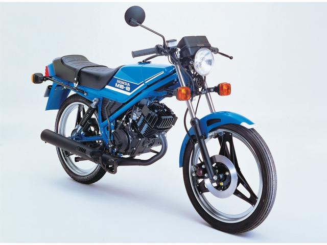 HONDA MB80 - Webike Indonesia