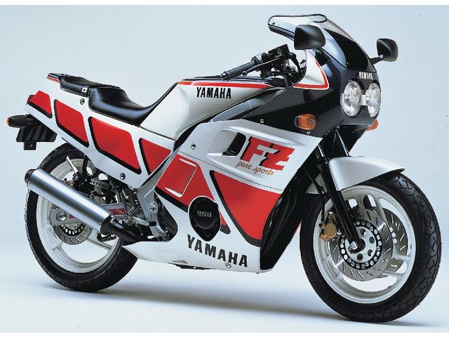 YAMAHA FZ400R(1987年)