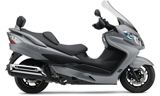 SUZUKI Sky Wave 400 Ltd.(2016年)