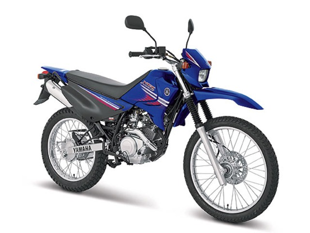 YAMAHA XTZ125E