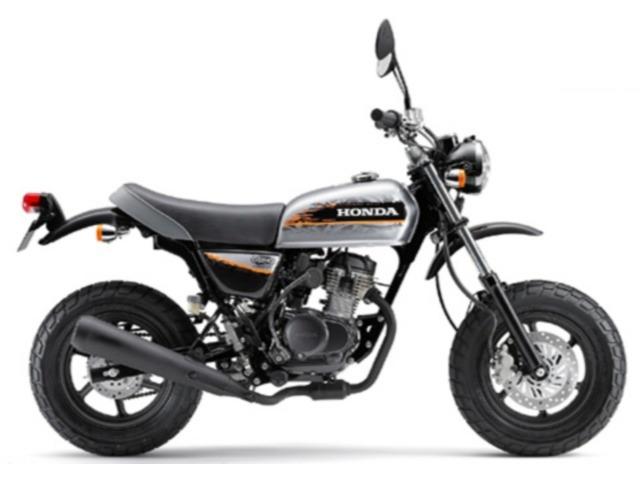 HONDA APE50 TypeD