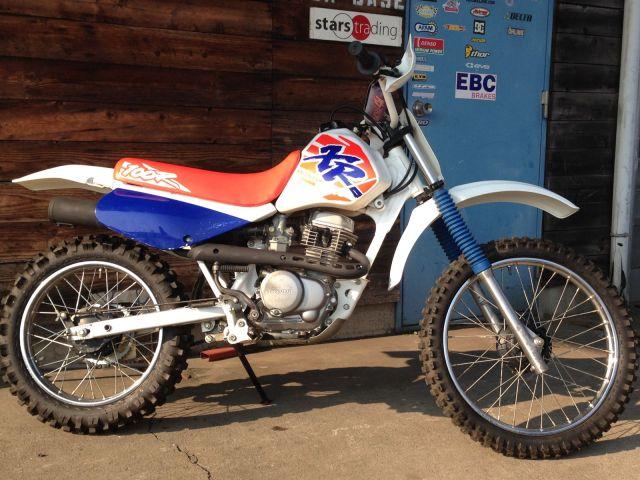XR100R(競技用)全年式・全型式