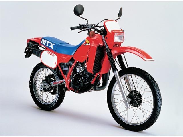MTX125R全年式・全型式