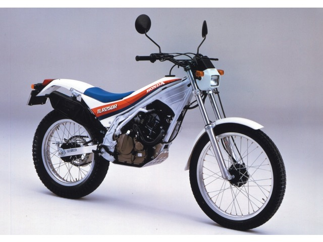 TLR250全年式・全型式