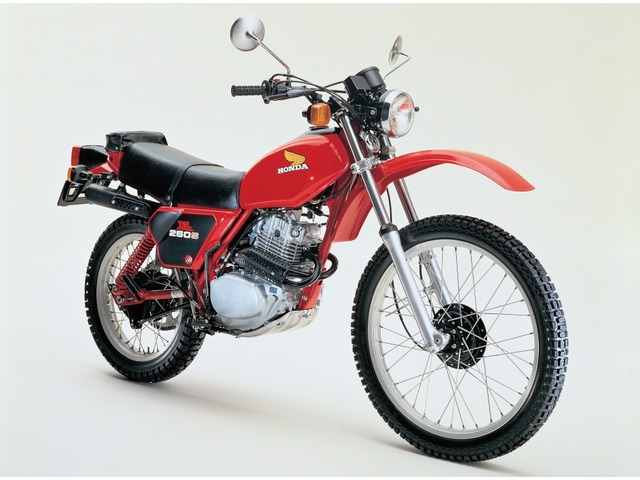 XL250全年式・全型式