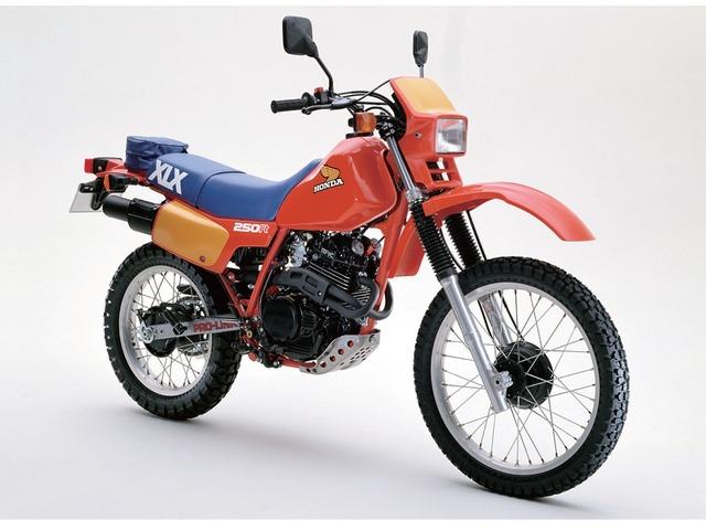 XLX250全年式・全型式