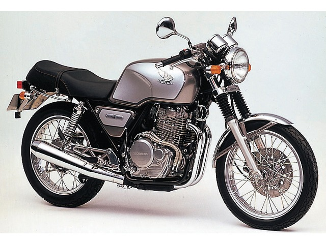GB400全年式・全型式