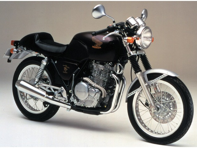GB500全年式・全型式