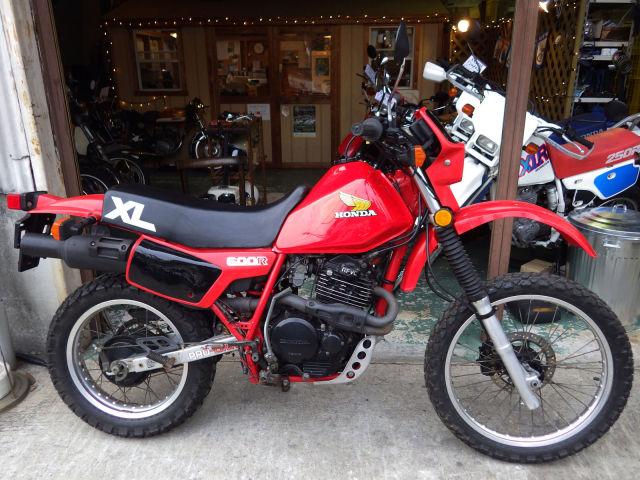 XL600全年式・全型式