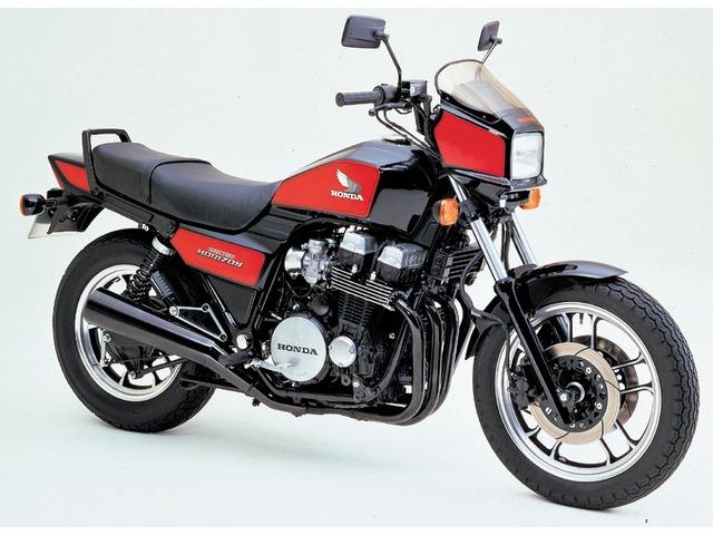 CBX750F全年式・全型式