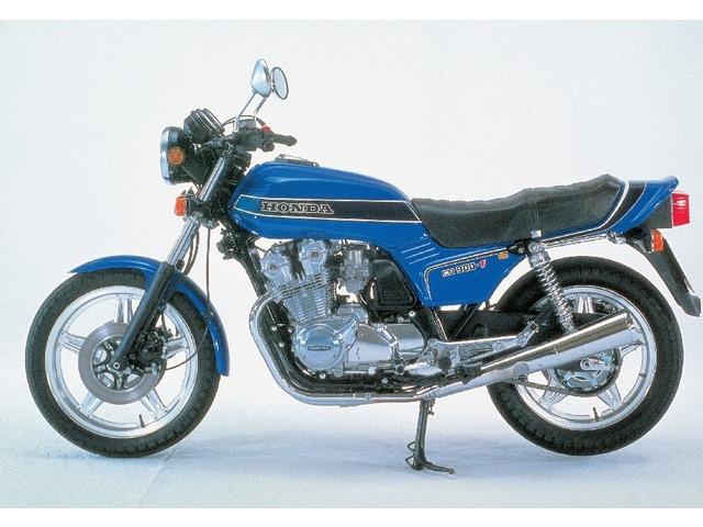 CB900F全年式・全型式
