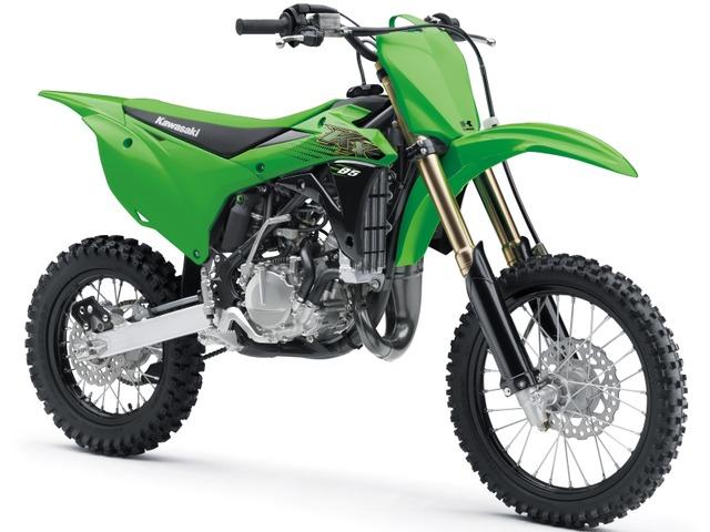 KX85全年式・全型式