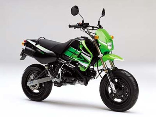 KSR110全年式・全型式