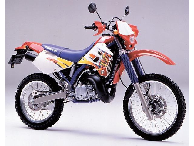 KDX220SR全年式・全型式