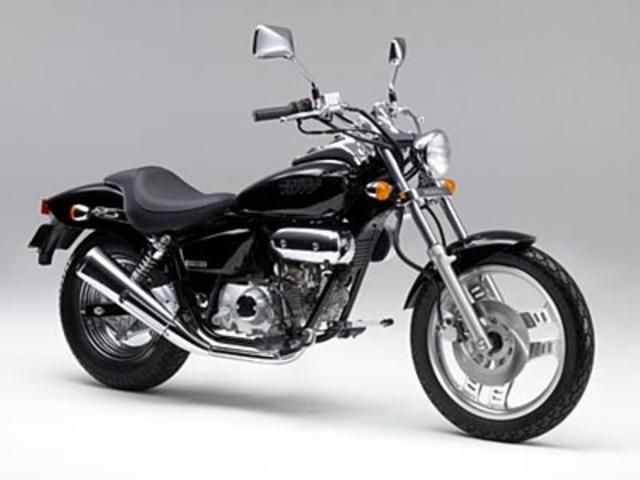 マグナ50全年式・全型式