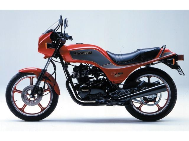 GPZ250全年式・全型式