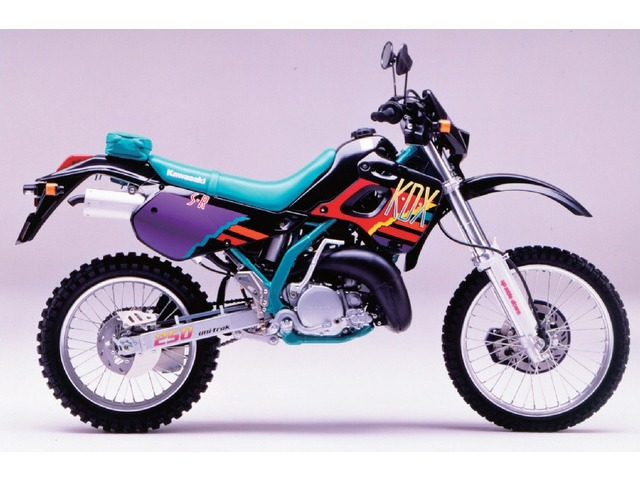 KDX250SR全年式・全型式