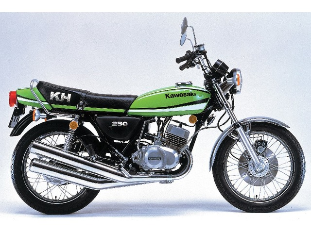 KH250全年式・全型式