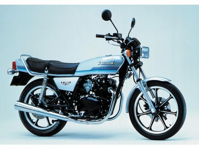 Z250FT全年式・全型式