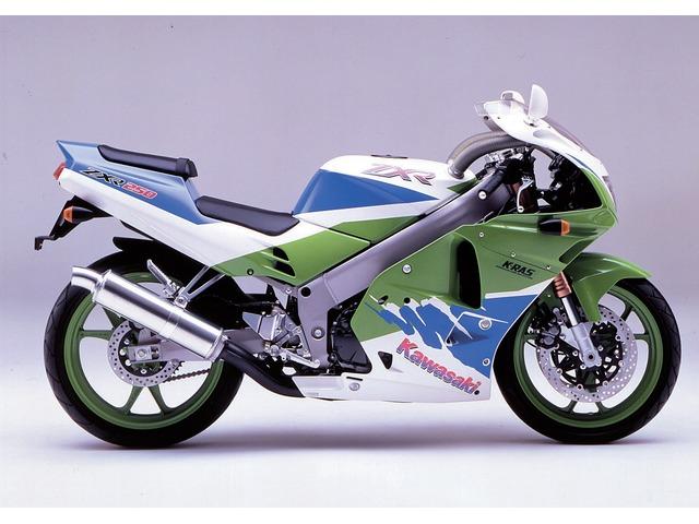 カワサキ ZXR250