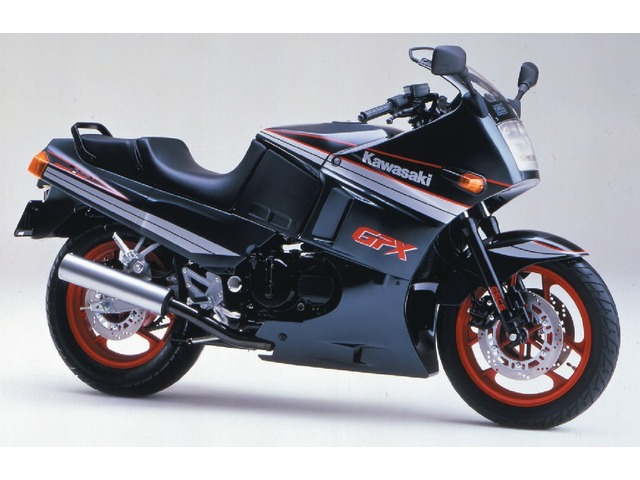 GPX400R全年式・全型式