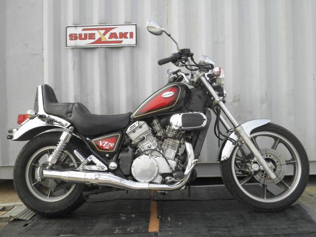 VZ750全年式・全型式