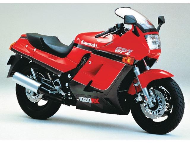 GPZ1000RX全年式・全型式